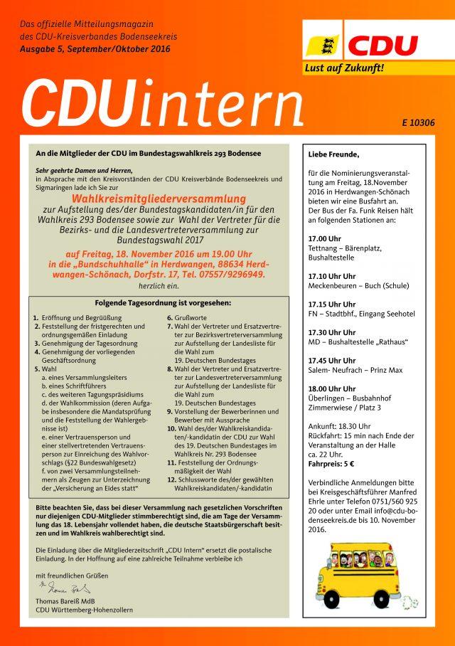 CDU-intern 2016-05