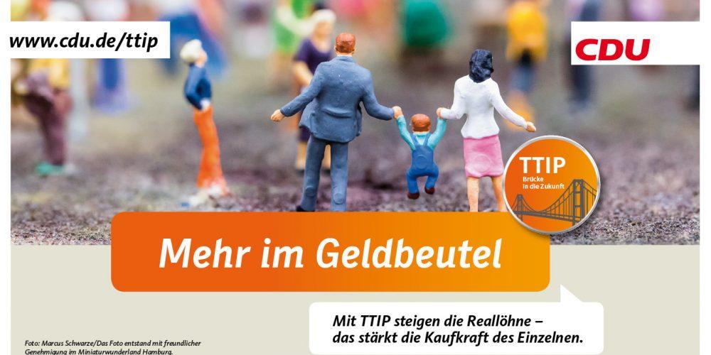 TTIP – Brücke in die Zukunft