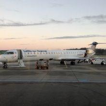 Für eine Landesförderung des Flughafen FN