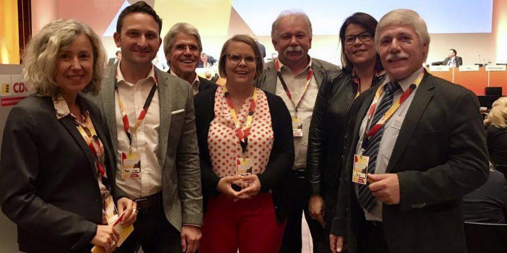 Landesparteitag Reutlingen