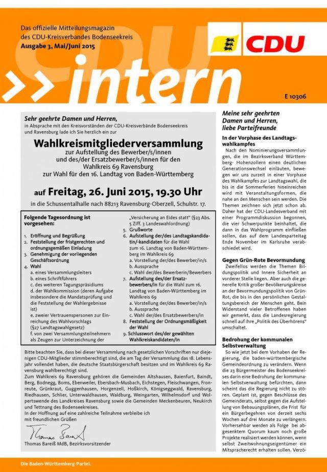 CDU-intern 2015-03