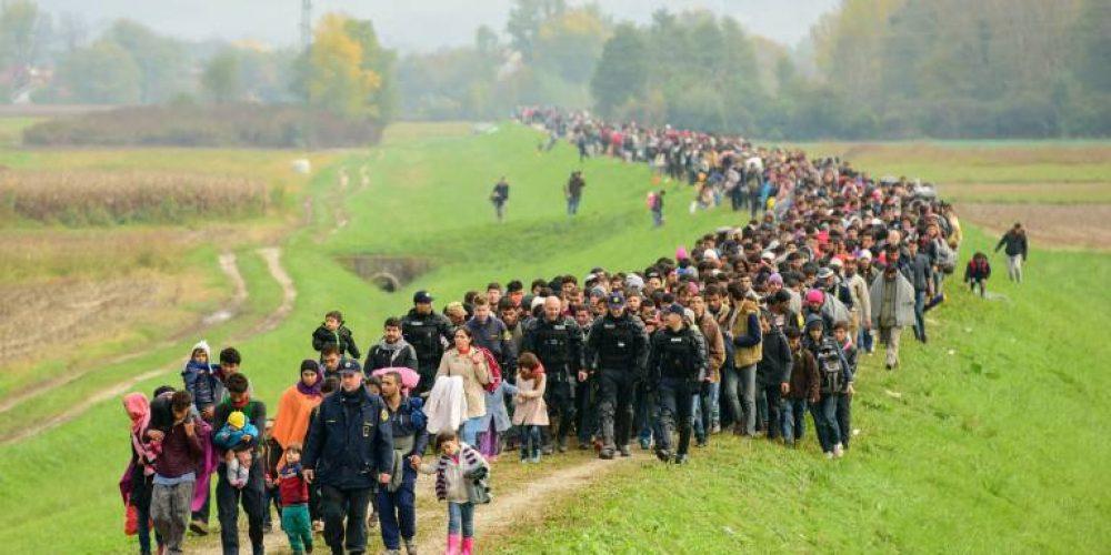 Migration und Flüchtlinge
