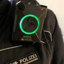 Für erweiterten Einsatz von Bodycams