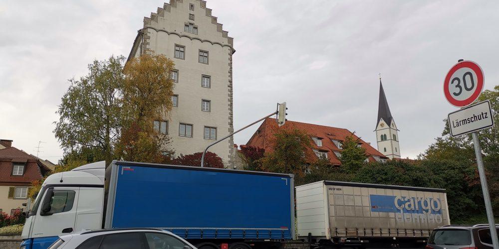 Nutzen der Südumfahrung Markdorf durch grünes Verkehrsministerium bestätigt