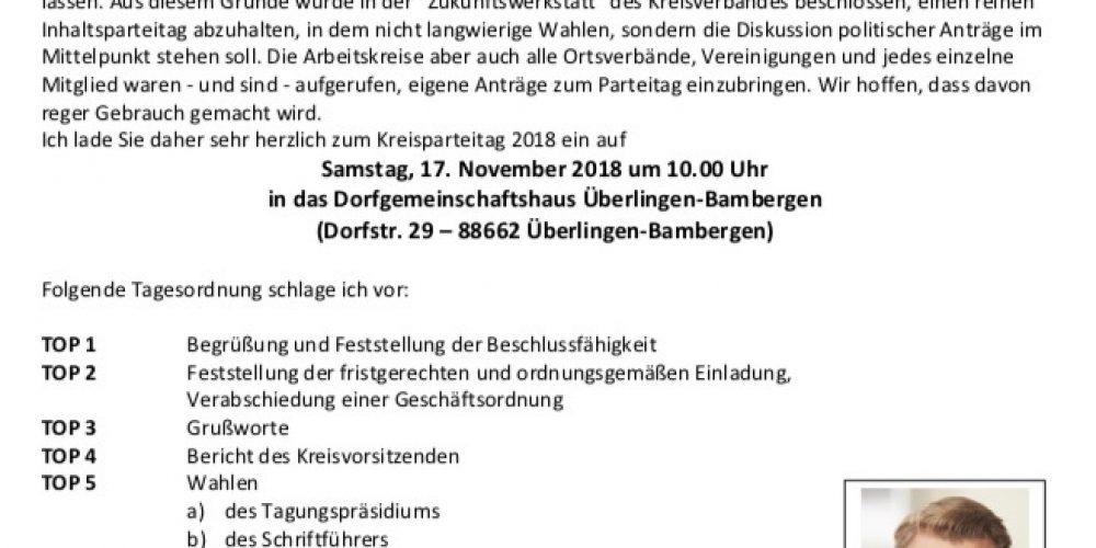 CDUaktuell November 2018