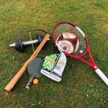 Ausübung von Sport und Hobby lockern