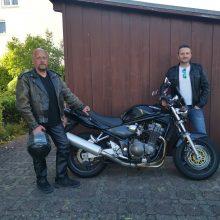 Kein Fahrverbot für Motorräder!