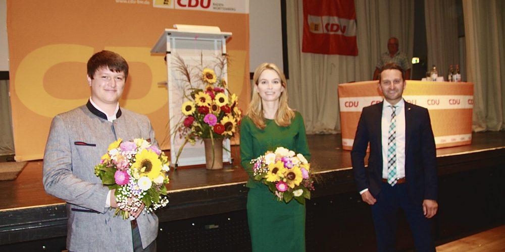Dominique Emerich ist Landtagskandidatin