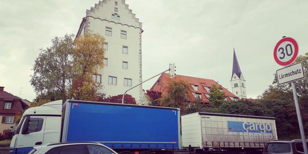 Die CDU Kreistagsfraktion stellt sich geschlossen<br> hinter die Südumfahrung Markdorf – Antrag von Grünen und SPD abgelehnt!