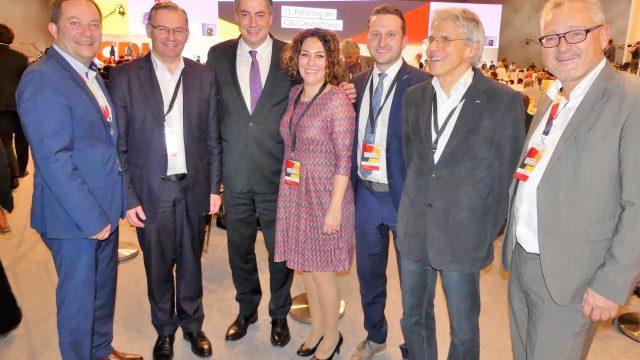 CDU Bodenseekreis beim Bundesparteitag in Hamburg