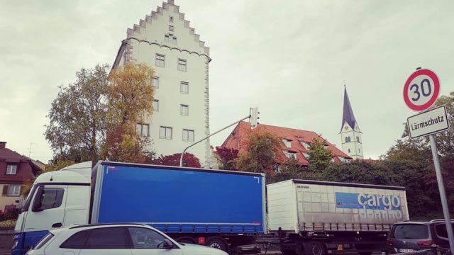 Die CDU Kreistagsfraktion stellt sich geschlossen<br> hinter die Südumfahrung Markdorf &#8211; Antrag von Grünen und SPD abgelehnt!