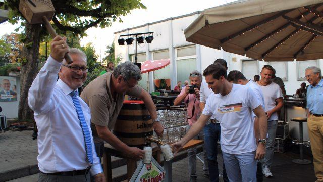 Die CDU Bodenseekreis startet in den Wahlkampf