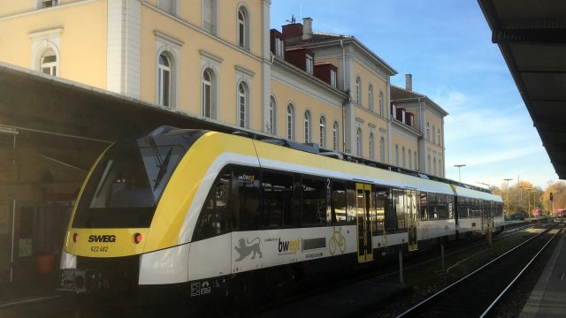 Fragen an Minister Hermann zur Gürtelbahn