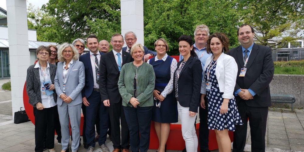 Landesparteitag in Weingarten