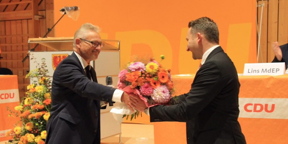 Volker Mayer-Lay ist Bundestagskandidat