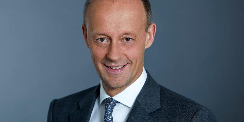 Friedrich Merz am Bodensee