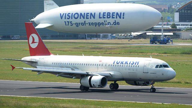 """CDU-Kreistagsfraktion sagt klar """"JA!""""<br>zur Rettung des Flughafens Friedrichshafen"""