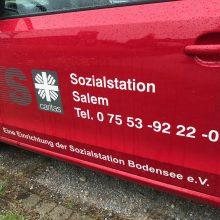 Sozialstation Salem profitiert vom Innovationsprogramm Pflege