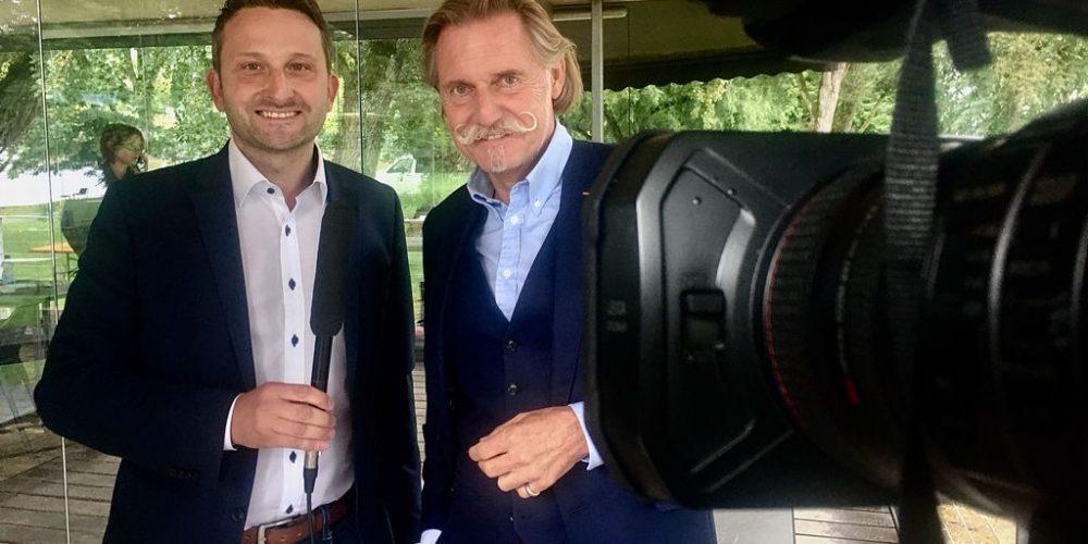 Diskussion Strafrecht mit Ingo Lenßen