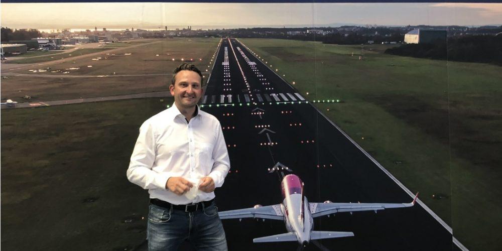 Union vor Ort bekennt sich zum Flughafen Friedrichshafen und zur Luftfahrt