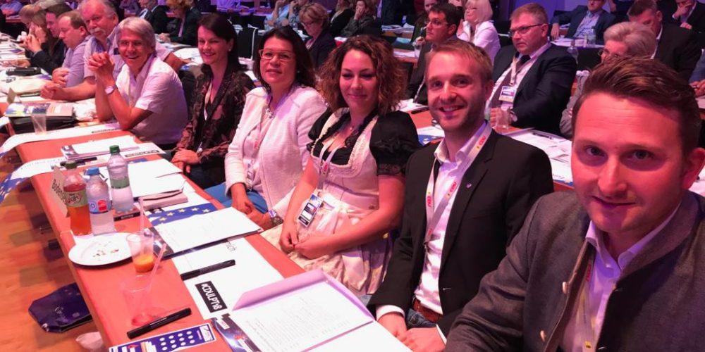 Landesparteitag der CDU Baden-Württemberg